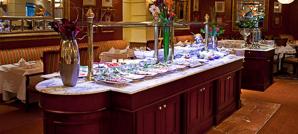 Delicious Buffet Selection